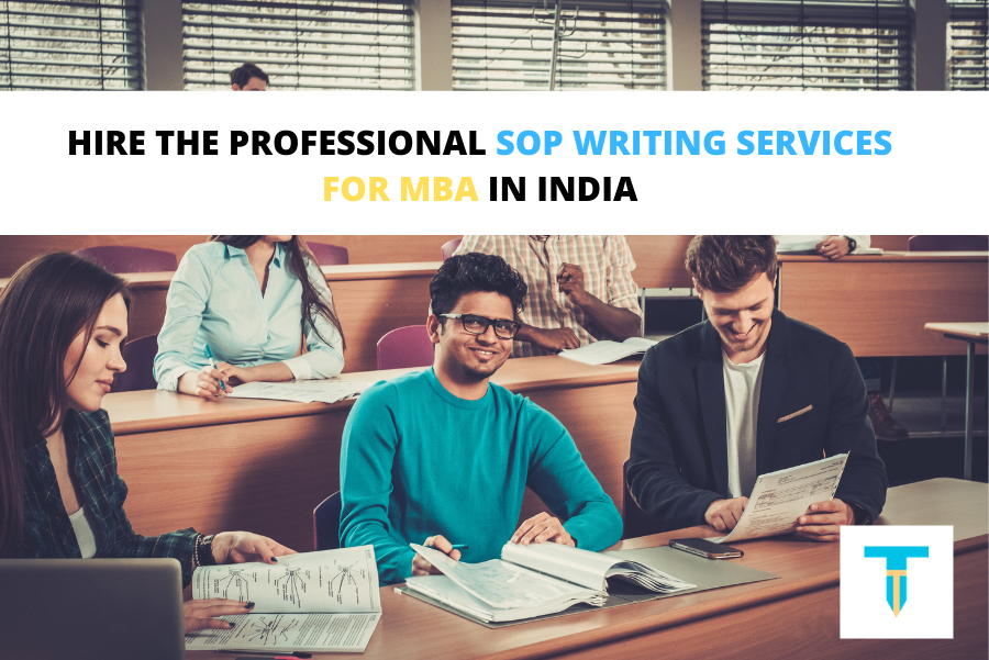 Hire the Professional SOP writing services for MBA in India